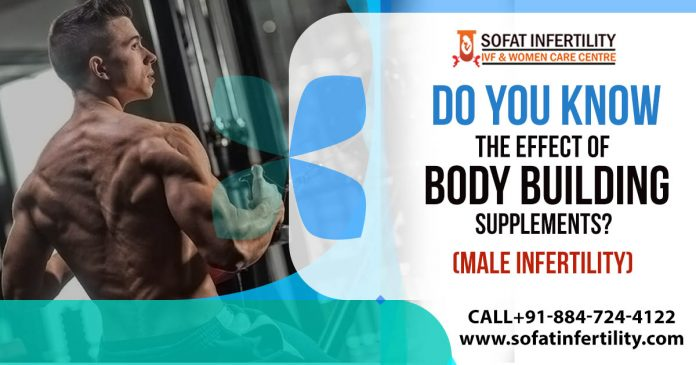 Do you know the effect of Body Building Supplements? (Male Infertility)