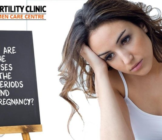 Causes of late period and late pregnancy