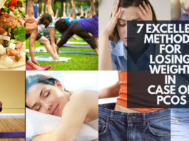 7 Excellent Methods for Losing Weight in case of PCOS