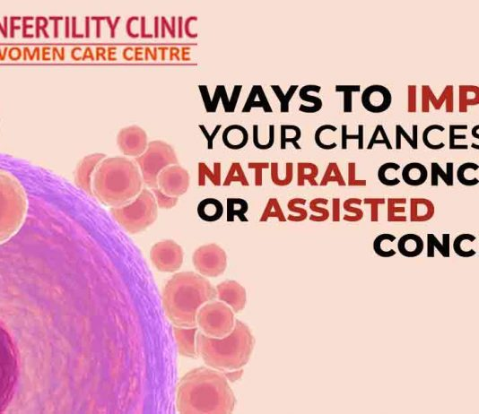 Ways to Improve Your Chances of Natural Conception or Assisted Conception
