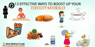 13 Effective Ways To Boost Up Your Fertility Naturally
