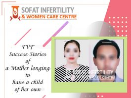 Ludhiana IVF success story of a mother longing to have a child of her own