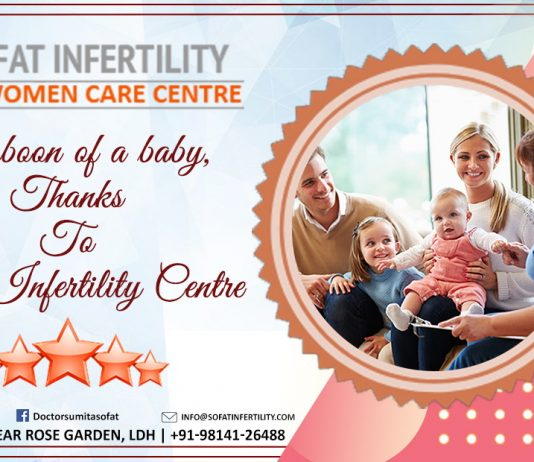 The boon of a baby, thanks to Sofat infertility centre