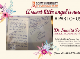 Dr. Sumtia Sofat - Countless IVF Success Stories