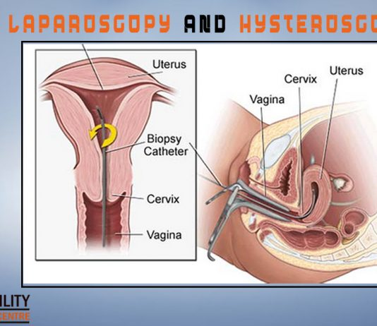 Laparoscopy - Hysteroscopy for infertility- Purpose, Procedure and Cost India