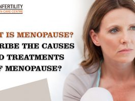 Menopause - Symptoms, causes, and treatments