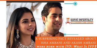 A surprising Fact revealed about Isha Ambani and Akash Ambani were born with IVF - What Is IVF