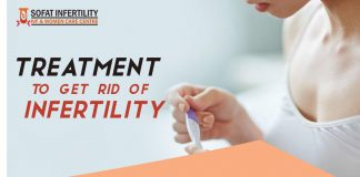 Treatment to get rid of infertility