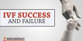 IVF success and failure