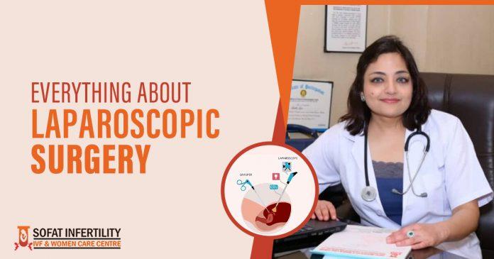 Laparoscopic Surgery, purpose, procedure, benefits