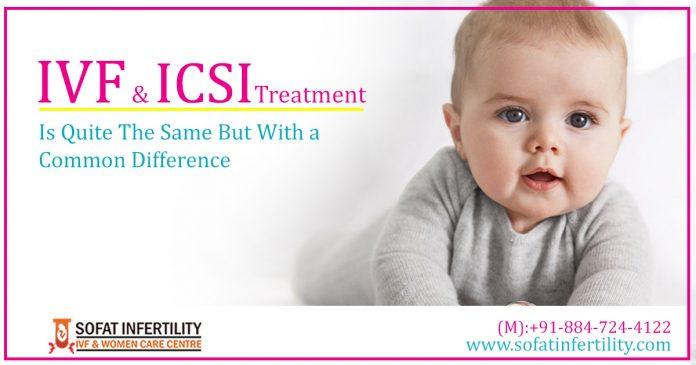 IVF and ICSI treatment