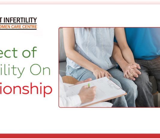 Effect of infertility on relationship