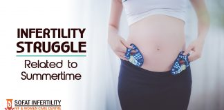 Infertility Struggle related to Summertime - Sofat Infertility & Women Care Centre