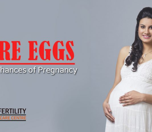More eggs - Higher chances of pregnancy