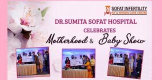 Dr. Sumita Sofat organized a Motherhood & Baby Show Ludhiana