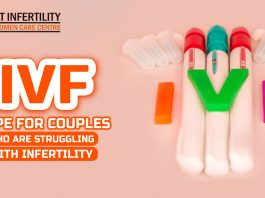 IVF Hope for couples who are struggling with Infertility