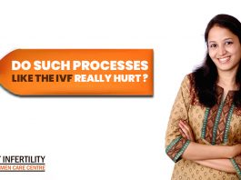 Do such processes like the IVF really hurt