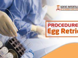 Procedure of Egg Retreirval