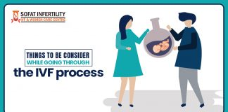 Things to be Consider While going through the IVF process
