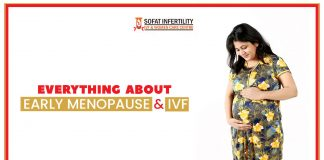 Everything about early menopause and IVF