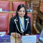 Lecture with Dr.Sumita Sofat Oxford Debate 'Medical Education Molds the Future of Medicine' (4)