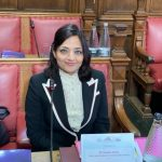 Lecture with Dr.Sumita Sofat Oxford Debate 'Medical Education Molds the Future of Medicine' (5)