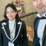 Lecture with Dr.Sumita Sofat Oxford Debate 'Medical Education Molds the Future of Medicine' (6)