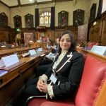 Lecture with Dr.Sumita Sofat Oxford Debate 'Medical Education Molds the Future of Medicine' (8)
