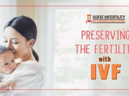 Preserving the fertility with IVF