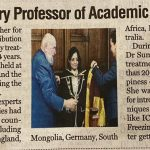 Dr. Sumita Sofat Awarded Honorary Professor Of Academic Union by Oxford England (4)