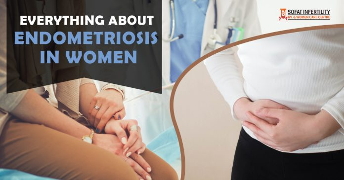 Everything about Endometriosis in women