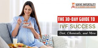 The 30-Day Guide to IVF Success Diet Chemicals and More