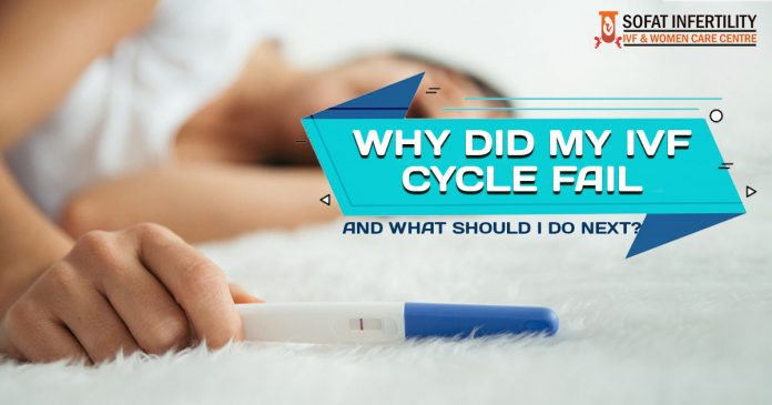 Reasons why your Ivf cycle failed