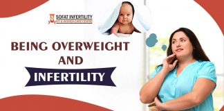 Being overweight and Infertility