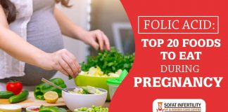 Best 20 Foods Rich In Folic Acid To Eat During IVF Pregnancy