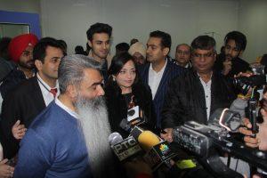 Inauguration Of Embryo Monitoring System Punjab by Shri Bharat Bhushan Ashu Ji & Mrs. Mamta Ashu (2)
