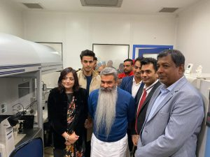 Inauguration Of Embryo Monitoring System Punjab by Shri Bharat Bhushan Ashu Ji & Mrs. Mamta Ashu