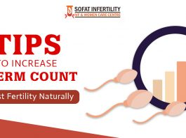 Tips to Increase Sperm Count