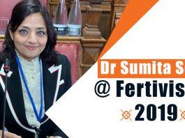 15वीं इंडियन फर्टिलिटी सोसायटी की एनुअल कॉन्फ्रेन्स फ्रटिवीजन 2019 डॉ. सुमिता सोफत
