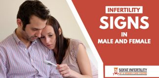 Infertility signs in male and female Punjab