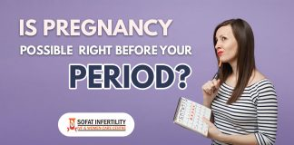 Is Pregnancy possible Right Before or after Your Periods?