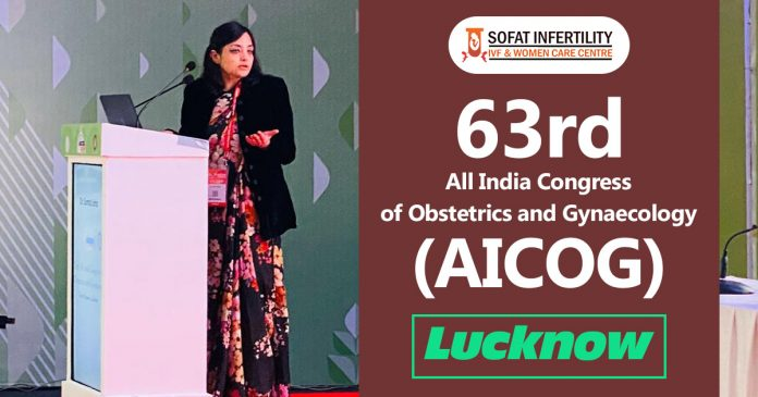 63rd All India Congress of Obstetrics and Gynaecology (AICOG)