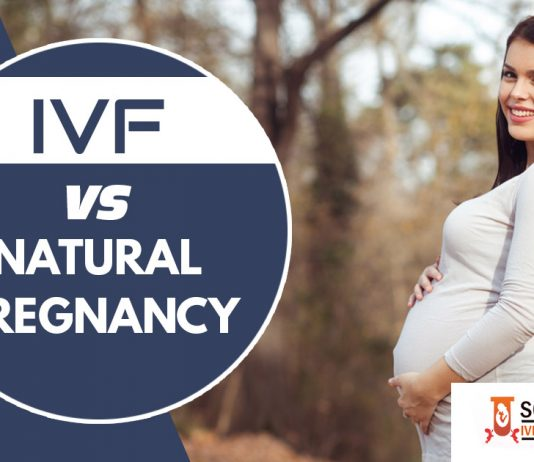 IVF Vs Natural Pregnancy