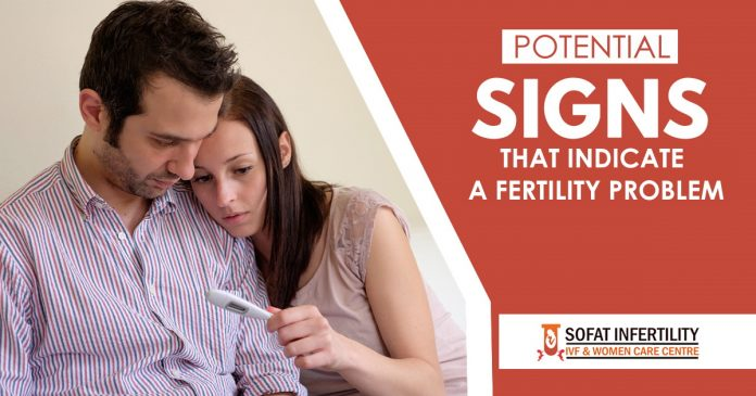 Potential Signs that indicate a Fertility Proble