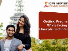 Getting Pregnant While facing Unexplained infertility