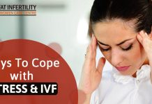 Ways to cope with stress and IVF Ludhiana