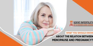 What you should know about the relation between menopause and pregnancy?