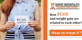 How PCOS and weight gain are related to each other? How to treat it?