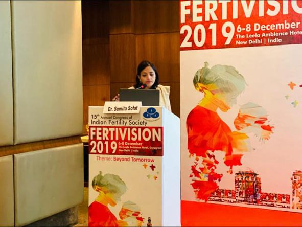 15th Annual Congress Of Indian Fertility Society Fertivision 2019